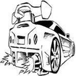 Pintura - Veja belos desenhos de carros