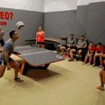 """Esportes - Depois da Copa a moda é jogar """"Teqball"""", esporte inspirado no futebol"""