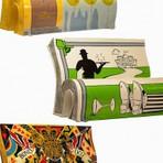 Design - Bancos em formato de livros
