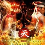Entretenimento - STREET FIGHTER: Assassin's Fist Série de TV