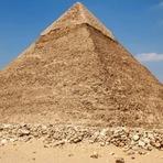 Ciência - Descoberta antiga pintura em túmulo perto da grande pirâmide de Gizé