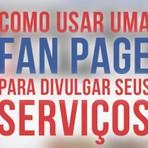 Design - Como usar uma Fan Page para divulgar seus serviços