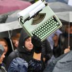 Opinião e Notícias - Máquina de escrever voltou: segurança
