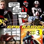 Podcasts - CPR RadioCast #36: Como Uma Deusa - Thora, Meganhas do Espaço e Outras Amenidades