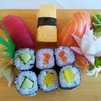 Educação - Cursos Gratuitos de Sushi Online