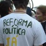 Política - Reforma política urgente