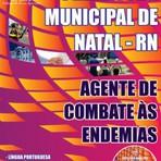 Apostila para o Concurso da Prefeitura Municipal de Natal - Agente Comunitário de Saúde