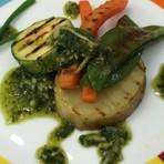 Legumes ao Pesto receita Jogo de Panelas Mais Você 29/07/2014