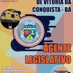 Concursos Públicos - Apostila Concurso Câmara Municipal de Vitória da Conquista 2014 - Agente Legislativo