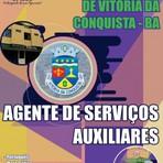 Poesias - Apostila Concurso Câmara Municipal de Vitória da Conquista-BA 2014 - Agente de Serviços Auxiliares