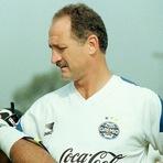 Felipão é o novo técnico do Grêmio