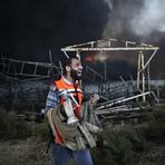 Internacional - Única usina de energia da Palestina é destruída por ataque israelense