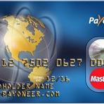 Outros - Payoneer - Cartão De Débito Mastercard