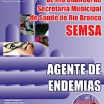 Apostila para o Concurso da Prefeitura de Rio Branco AC - Agente de Endemias