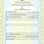 Utilidade Pública - Certidão de Nascimento Online