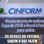 RUSSIA DESISTE DE SEDIAR COPA 2018 E BRASIL VIRA FAVORITO !!! VEJA