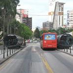 Curitiba: meios de locomoção e preço médio da viagem