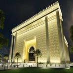 Notícias locais - Inauguração do Templo de Salomão no Brasil é marcada por saia justa e apagão