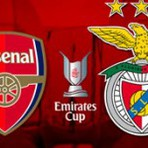 Video Golos Arsenal 5 vs 1 Benfica – Emirates Cup