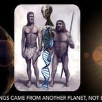 Seres Humanos veio de outro planeta, e não a Terra