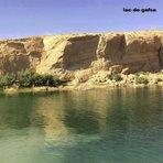 Sinal dos Tempos: Na Tunísia lago surge do nada no meio do deserto e Rio Bíblico que renasce em Israel