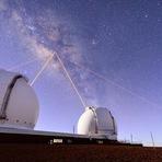 Espaço - Estamos sós no universo? Poluição extraterrestre pode responder