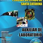 Apostila IGP / SC 2014 AUXILIAR DE LABORATÓRIO Completa!!!