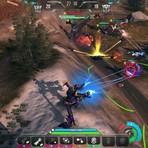 Jogos - Transformers Universe – Combate sobre 2 rodas chega ao MOBA