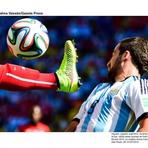 Copa do Mundo - Golaço: Exposição Retratos da Copa