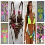 Biquínis Panicats 2014, Os Modelos Mais Lindos Para O Verão!