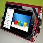 Faça uma Linda e Prática Capa Para Tablet ou Ebook