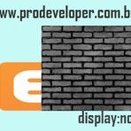 Blogosfera - Mostrar Imagem Apenas na Homepage e Escondê-la na Página da Postagem