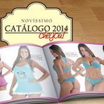 O Novo Catálogo 2014 da Fascínio de Mulher está disponível