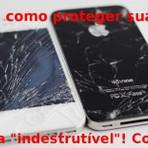 Portáteis - Película Indestrutível para celular