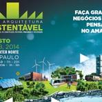 Feira internacional debate arquitetura sustentável, em SP