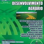 Apostila para o Concurso do Ministério do Desenvolvimento Agrário MDA