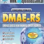 Empregos - Apostila DMAE-RS 2014 - Comum aos Cargos de Ensino Fundamental Completo e Incompleto[+CD Grátis]