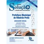 Apostila Concurso Prefeitura de Ribeirão Preto SP - Agente de Administração, Educador Social, Motorista