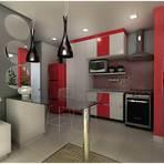 Design - Dicas para decoração de cozinhas pequenas