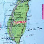 Internacional - Possível queda de avião em Taiwan  em 2018  - Possible fall of airplane in Taiwan in 2018
