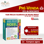 Vade Mecum Acadêmico de Direito – 19ª Ed. 2014