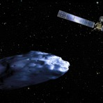 Espaço - Sonda Rosetta faz história ao chegar a cometa (com videos)