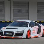 Para quem curte carro rebaixado, conheça o Audi R8