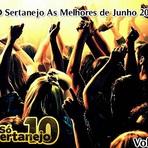 CD Sertanejo As Melhores de Junho 2014 Vol 7