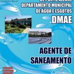 Apostila para o Concurso da Prefeitura Municipal de Porto Alegre DMAE Agente de Saneamento