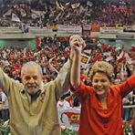 Dilma diz que o PSDB quebrou o Brasil e o PT consertou