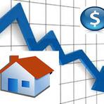 Preços de imóveis caem pelo oitavo mês consecutivo