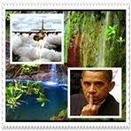Internacional - Obama autoriza bombardeio aéreo contra o Jardim do Éden e a descendência de Abraão
