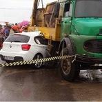 Empresário morre ao colidir veículo com caminhão na BR-235 em Itabaiana-SE