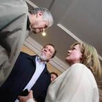 Eleições 2012 - Gleisi Hofhmann ataca Requião mirando denúncia de suposto caso de violência doméstica